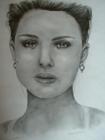 Natalie Portman by foreverinbluejeans